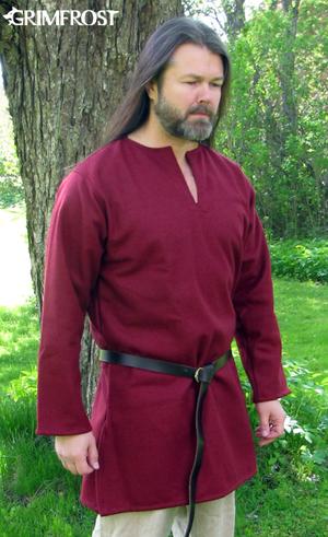Vikingatunika, Ylle
