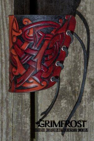 Premium Bracer, Warrior