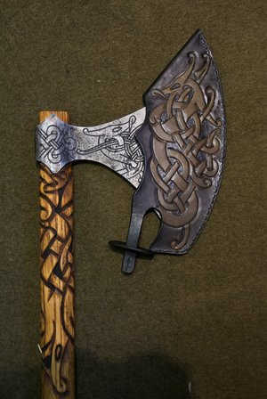 Jörmungandr, Rollo's Axe