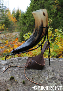 XL Drinking Horn Set