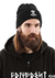 Mjolnir Watch Hat, Black Wool
