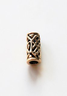 Beard Bead, Bronze