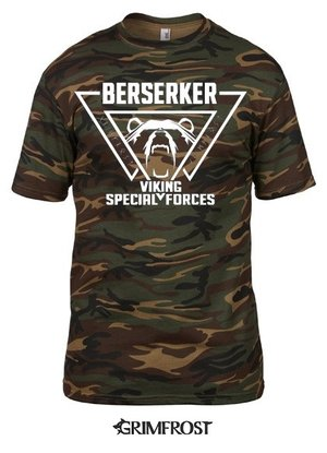 Berserker T-shirt Bundle