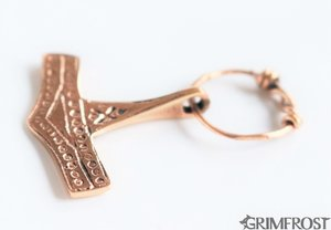 Dane Thor's Hammer, Bronze