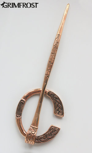 Bronce Fibula, Norway