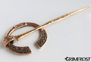 Bronze Fibula, Norway