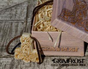 Premium Thorshammer, Knochen