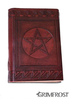 Libro de Cuero, Pentagram