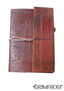 Leather Book, Viking