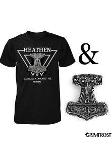 Mjolnir & T-shirt Set Deal