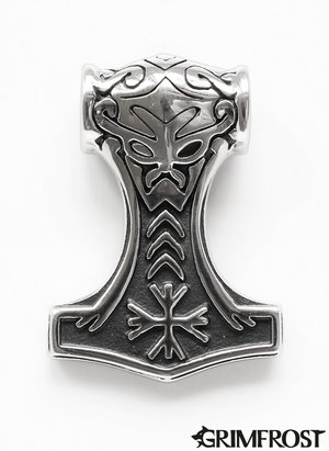 Thor's Hammer of Awe, Stainless Steel