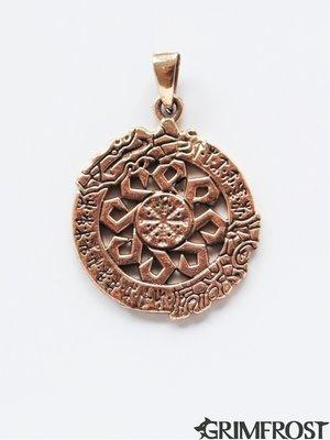 Aegishjálmur Bijoux, Bronze