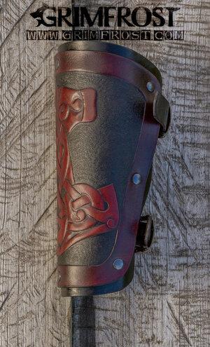 Premium Warrior Bracer, Mjölnir