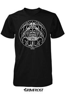 T-shirt, Thor, Black