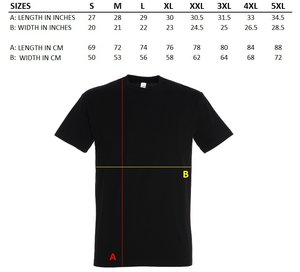 T-shirt, Warcry, Black