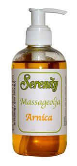 Serenity Arnica Massageolja - 250ml