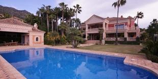 Villa till sal i  Sierra Blanca Costa del Sol  9 sovrum