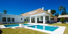 Villa i Puerto Banus 5 sovrum
