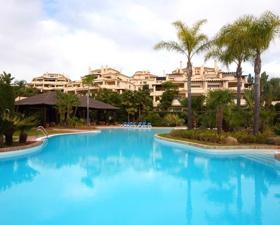 Квартира Capanes del Golf Коста дель Соль