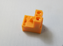 Wanhao 2-Pin Male Connector