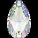 3230 DROPPE 28x17 mm Crystal AB (001 AB)