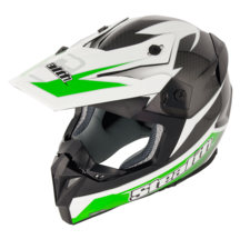 """STEALTH Carbon MX """"Green Edition"""""""