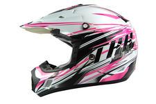 "THH TX-12 ""White/Pink"" Junior"