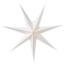 Adventsstjärna (silver linje) - Watt & veke
