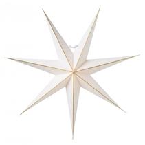 Adventsstjärna (guld linje) - Watt & veke