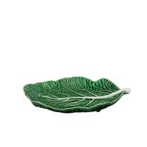 Cabbage Leaf Plate 25cm -  Bordallo Pinheiro