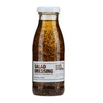 Salladsdressing rökt vitlök & svart peppar - Nicolas Vahé