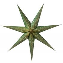 Julstjärna grön - Watt & Veke