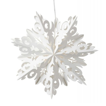 Abisko Julstjärna 25cm - Watt & Veke