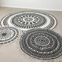 Rund matta (liten)