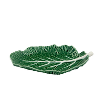 Cabbage Leaf Plate 28cm -  Bordallo Pinheiro