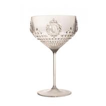 "Lyxigt cocktailglas ""elegant"" i plast"