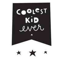 Sticker - Coolest kid ever