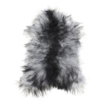 Isländskt fårskinn - grå