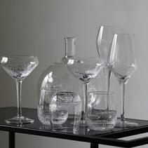 Vattenglas (bubbles) - On interiör