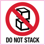 """""""DO NOT STACK"""""""