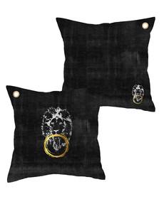 Kuddfodral Black Lion