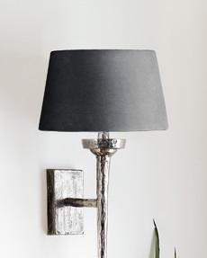 Lampskärm Vivienne LITEN Mörk Grå
