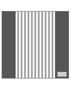 Servetter Cotton Hill grå 4-pack