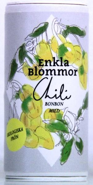 EKOLOGISK CHILI - BONBON