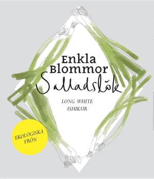 EKOLOGISK SALLADSLÖK - LONG WHITE ISHIKURA