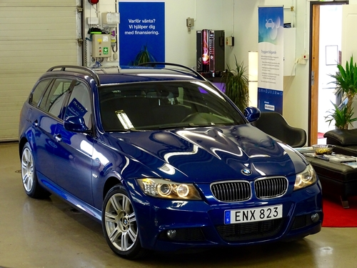 BMW 330D X-Drive M-Sport