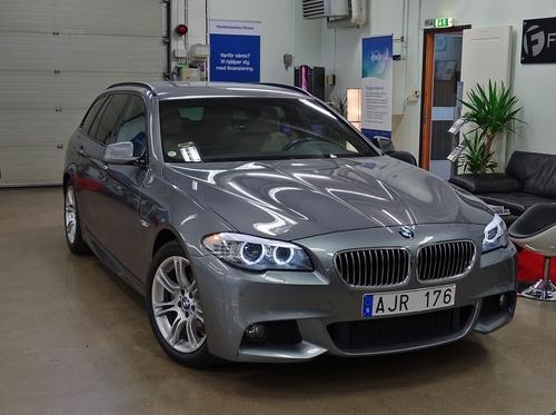 BMW 520D M-Sport