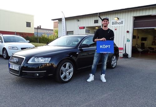 Audi A6 2.0 TFSI S-Line
