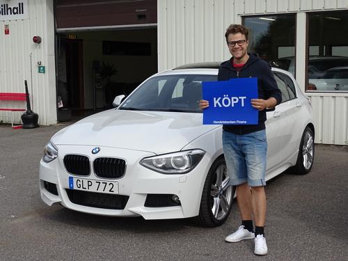 BMW 120 D M-Sport