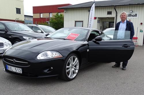 Jaguar XK8 4.2 V8